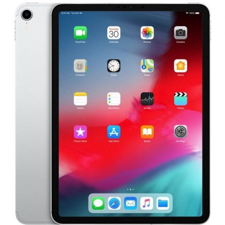 Apple ipad pro 11 2018 256gb wifi plata
