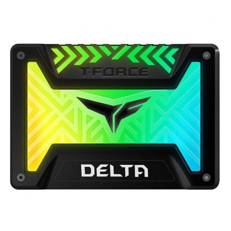 Disco duro ssd 250gb teamgroup t-force delta rgb