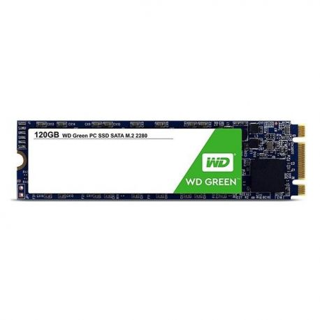 Disco m.2 120gb western digital green wds120g2g0b
