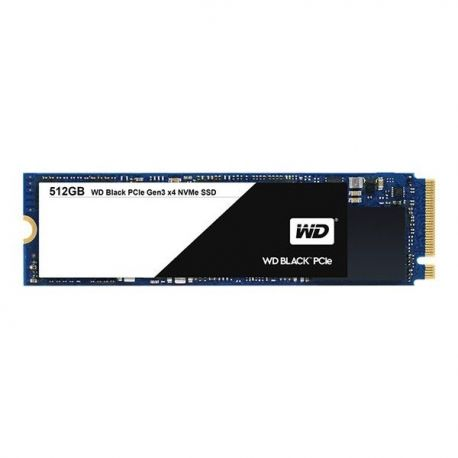 M.2 pcie nvme 512gb western digital black wds512g1x0c