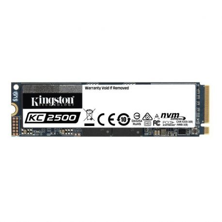 Ssd m.2 nvme 1tb kingston kc2500