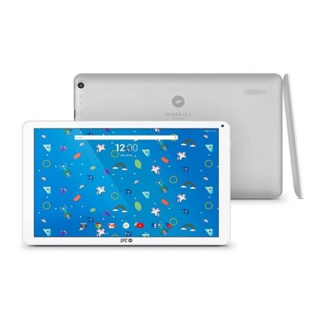 "Tablet 10.1"" spc heaven 2gb 32gb blanco / plata"