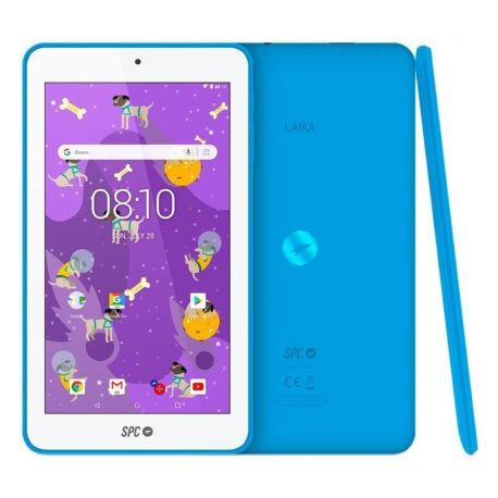 "Tablet 7"" spc laika 1gb 8gb azul"