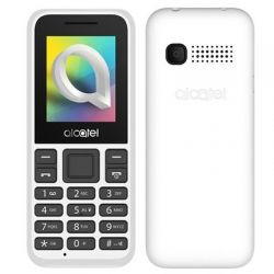 Alcatel 1066d telefono movil 1.8 qqvga bt blanco