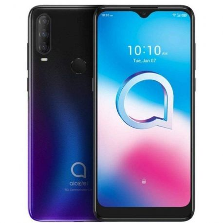 Alcatel 3l 2020 4gb 64gb azul