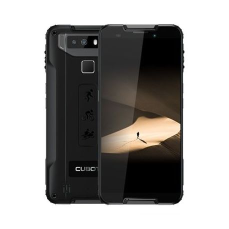 Cubot quest 5.5 oc2.2ghz 64gb 4gb negro