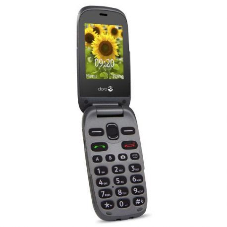 Telefono movil senior doro 6030 2,4 dorado t0.3mpx