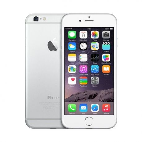 Apple iphone 6 128gb plata cpo eco-reciclado grado a