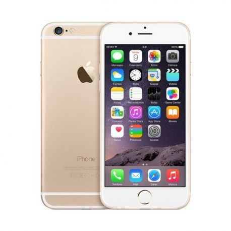 Apple iphone 6 64gb oro km/0 + accesorios