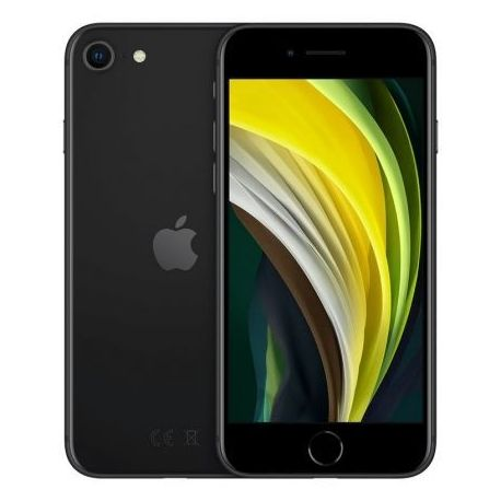Apple iphone se 2020 128gb negro - mxd02ql/a