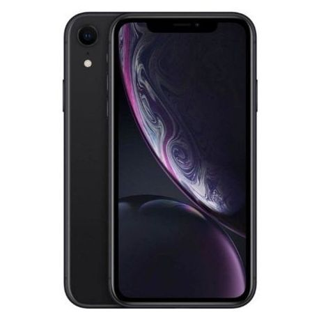 Apple iphone xr 128gb negro - mry92