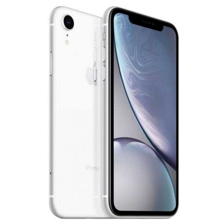 Apple iphone xr 256gb blanco