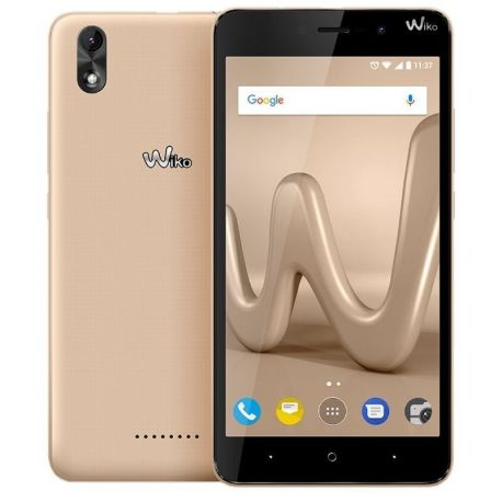 "Wiko lenny 4 plus 1gb 16gb 5.5"" oro"