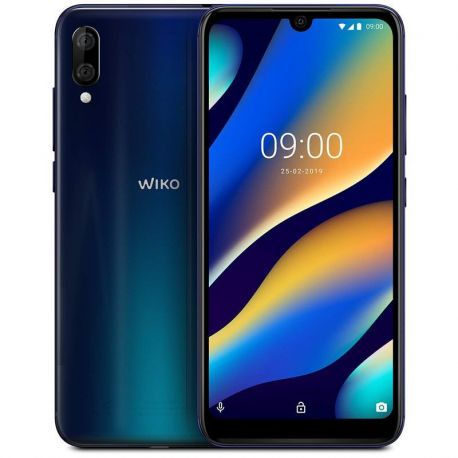 Wiko view3 lite 2gb 32gb night blue