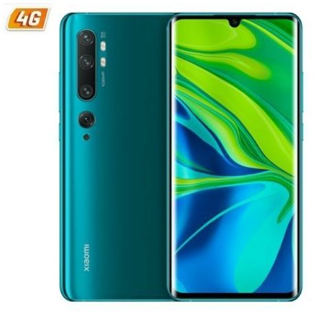 Xiaomi mi note 10 pro 8gb 256gb aurora green