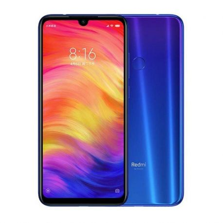 Xiaomi redmi note 7 4gb 64gb azul