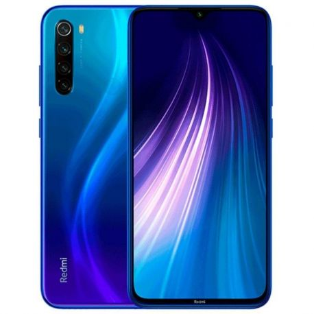 Xiaomi redmi note 8t 4gb 64gb starscape blue